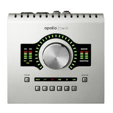 It's the Apollo Twin Duo. It'll streamline a lot. My buddy Nathan Walters has one and speaks very highly of it. Just a thought if you're needing ideas.