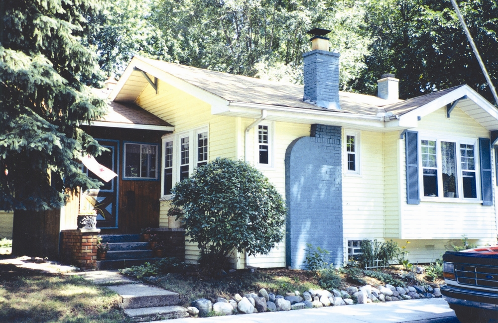 BEFORE - Original Craftsman Bungalow