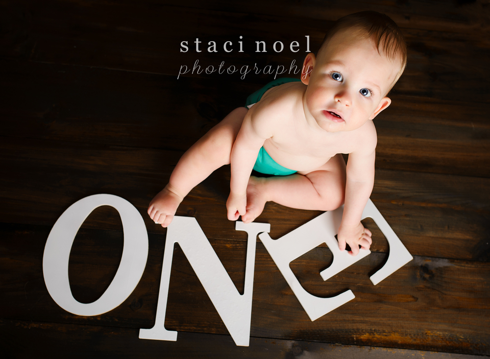 charlotte baby photographer cake smash 3