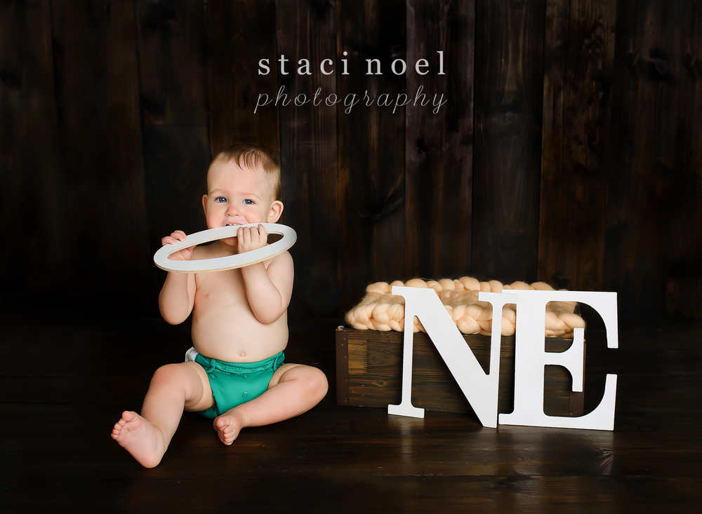 charlotte baby photographer cake smash 5