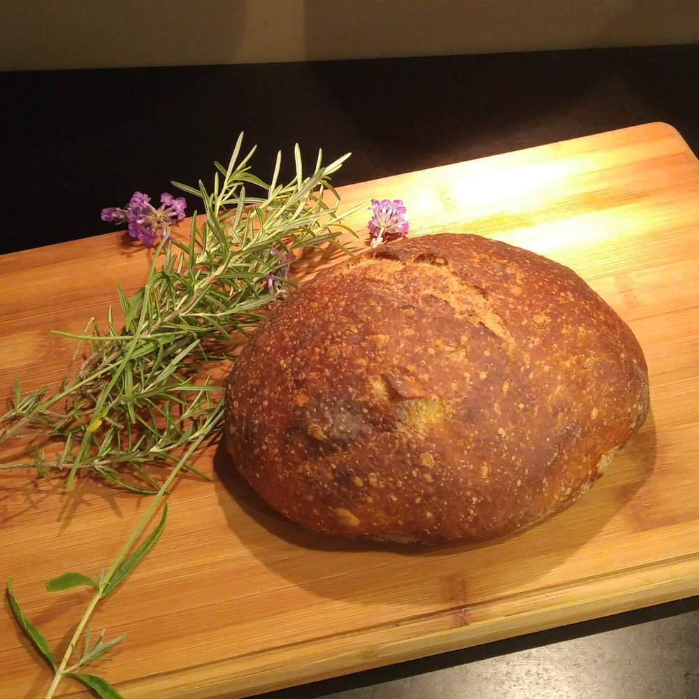 L.J's bread..Rosemary!