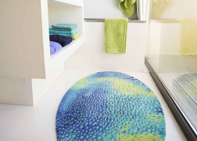 Abyss Habidecor. Alfombra de baño modelo Agua