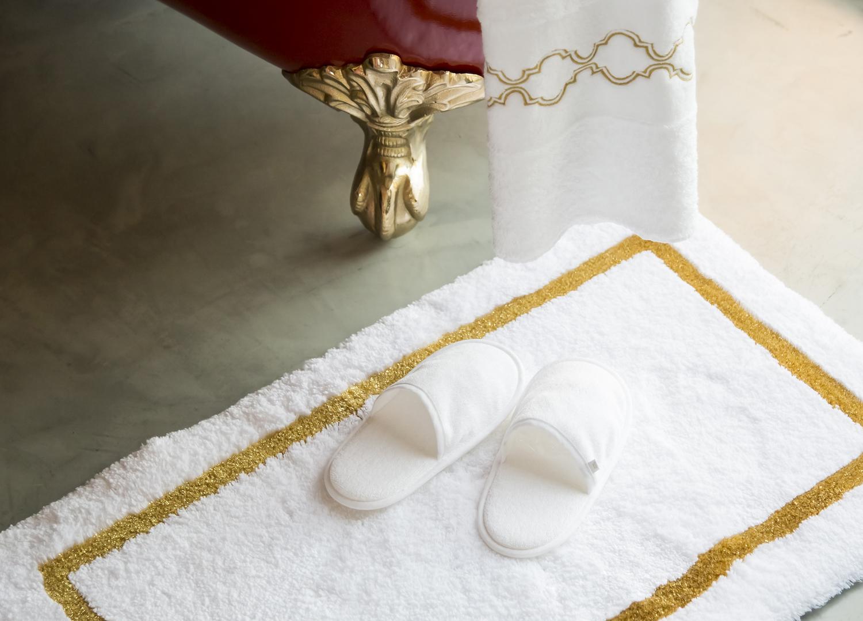 Abyss Habidecor. Alfombra de baño modelo Karat
