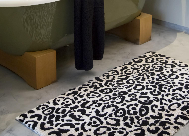 Abyss Habidecor. Alfombra de baño modelo Leopard