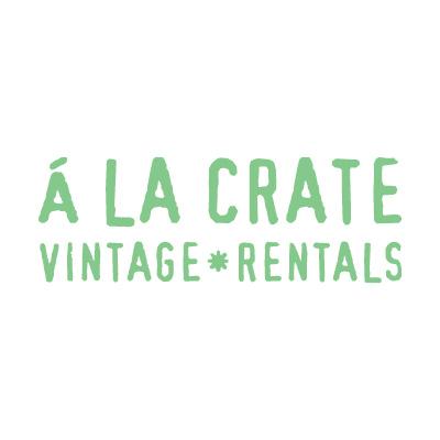 A La Crate Vintage Rentals