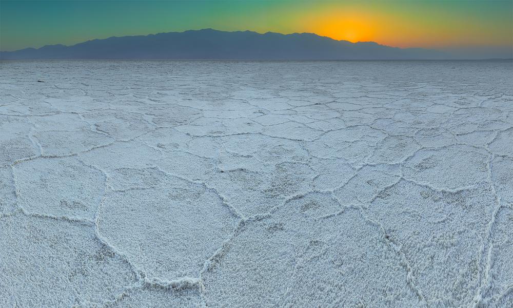 Copy of Salt Flats of Death Valley