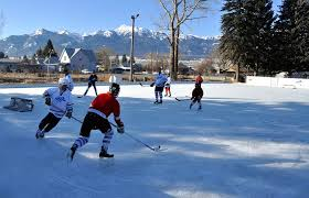 Wallowa Valley Community Ice Rink