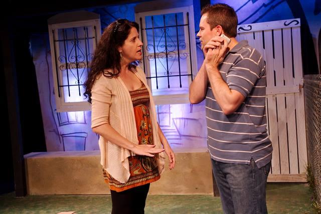 BROKEN FENCES, 16th Street Theater, directed by Ann Filmer & Ilesa Duncan