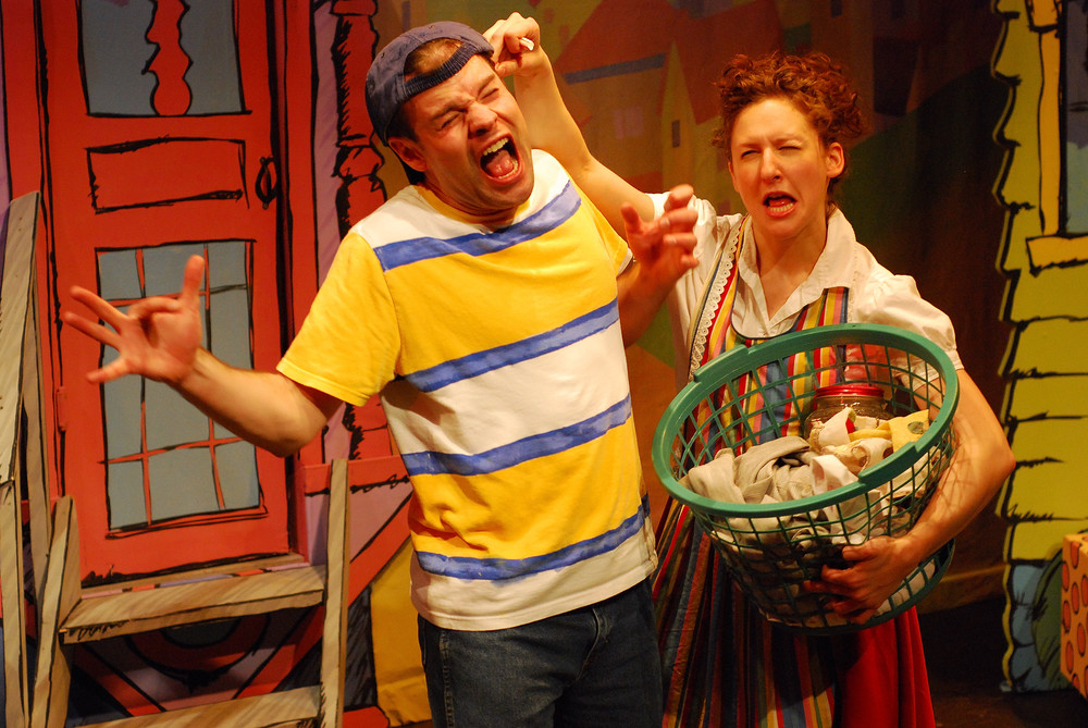 MRS. PIGGLE WIGGLE, Lifeline Theatre, directed by John Hildreth