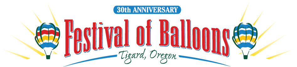 2018 Festival of Balloons in Tigard