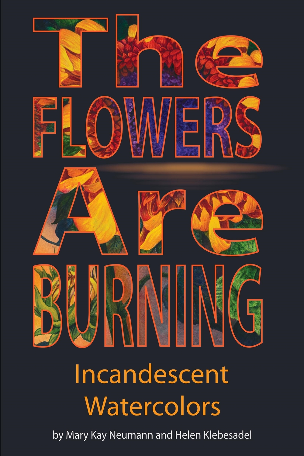 The Flowers Are Burning Gallery Card Front.jpg