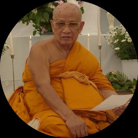 Phra Ajarn Tong Sirimangalo - Bodhivastu Thai Aliiances