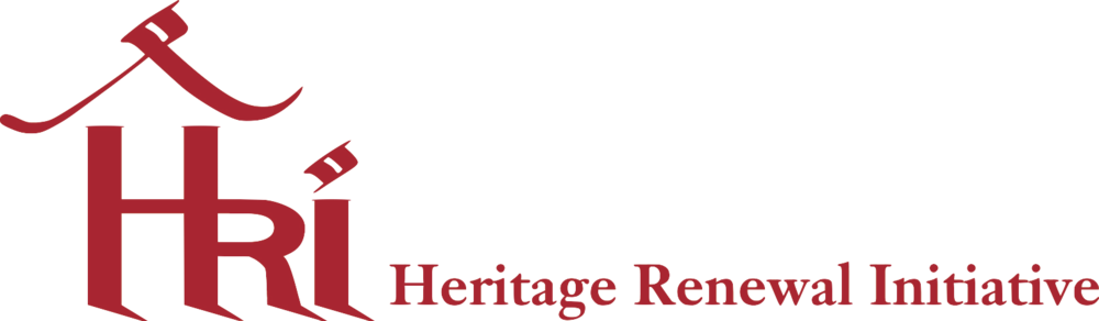 HRI Heritage Renewal Initiative