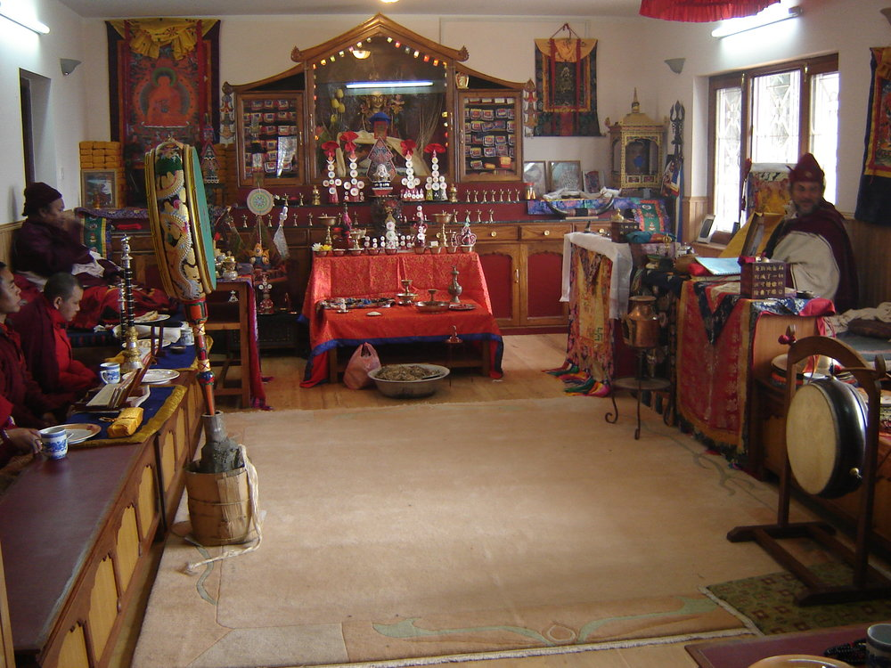 Sankhu Vajrayogini Vajrakilaya Practice Shrine