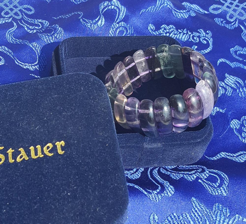 Beautiful Flourite Bracelet