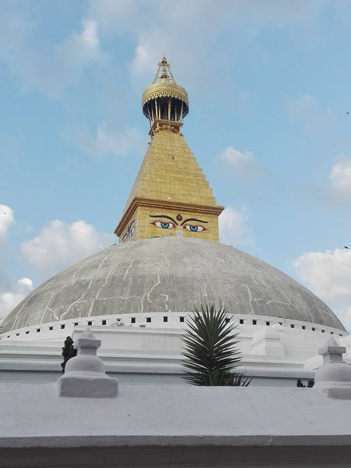 Boudhanath Revealed