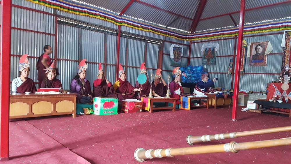Vajrakilaya Gutor ceremony