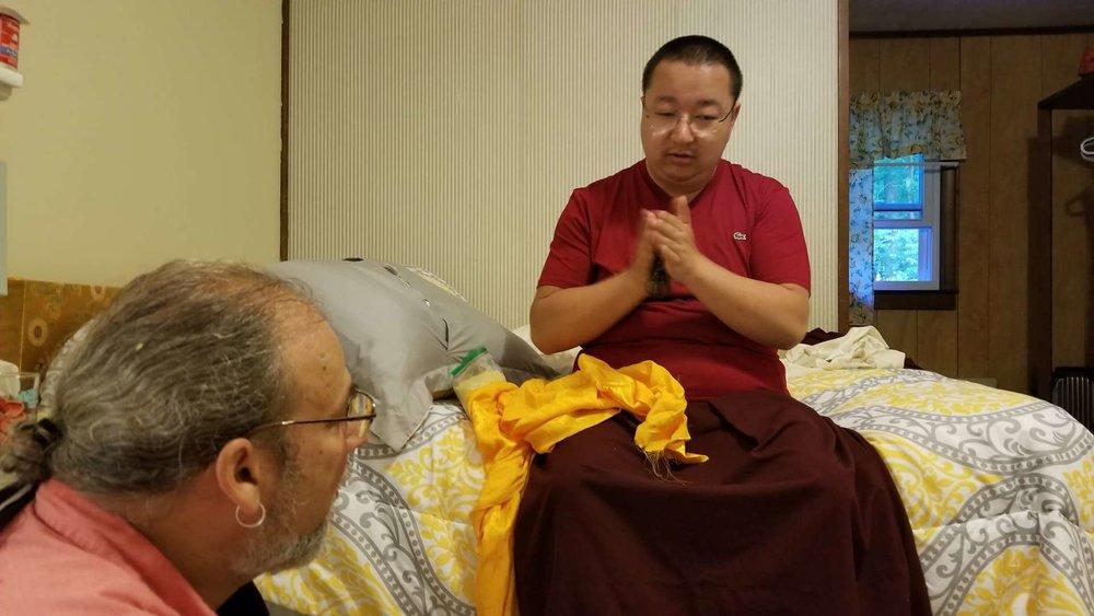 HH Yangsi Dudjom Rinpoche