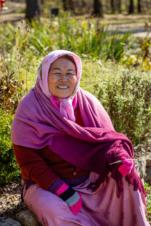 Sangyum Kamala Rinpoche