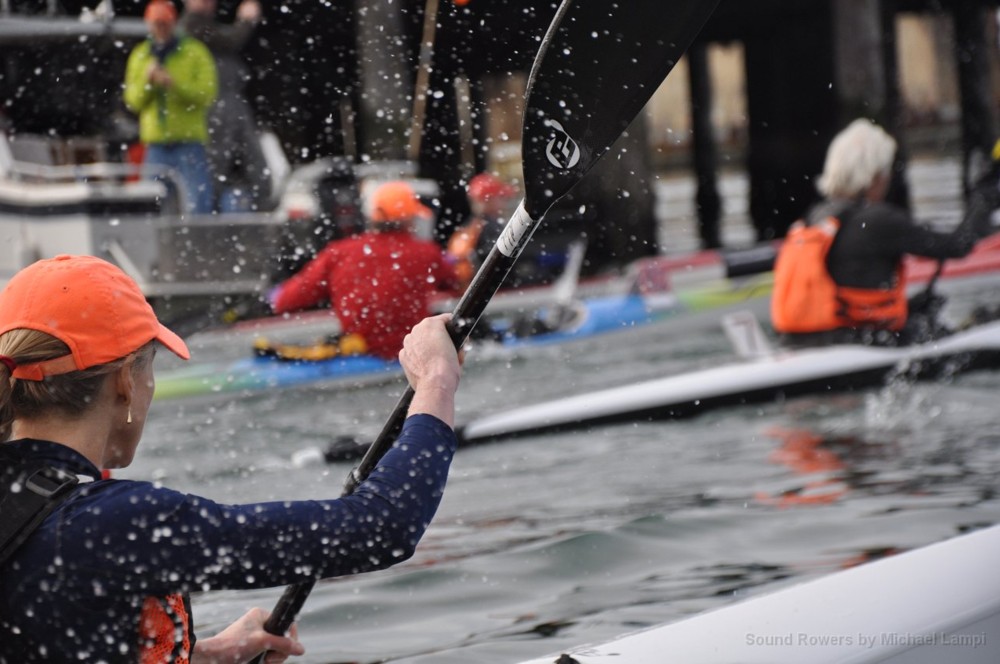 We have an incredible mix of paddlers in the PNW; from promising juniors, world record holders, national champions, Olympians and current pros to living icon's like Duncan Howatt, racing into his 70's and showing now sign of slowing down anytime soon.