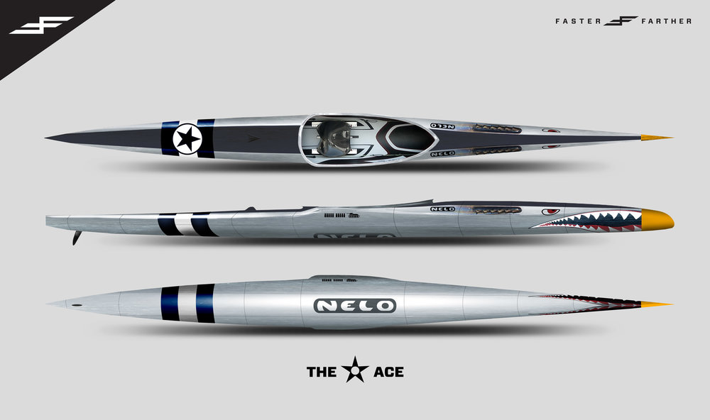 006: The Nelo Ace — Faster Farther