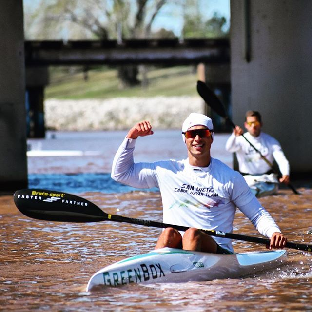 We recently had an opportunity to interview Team USA paddler @nate.errez about his journey into paddling. We also took him out for a proper downwind paddle in a surfski! Link in Bio!... . . . . . . . . . . .#olympicdream #teamUSA #panamgames #icfsprint #surfski #sprintkayak #kayakracing #nelo #downwind #kayaking #kayak #2020olympics