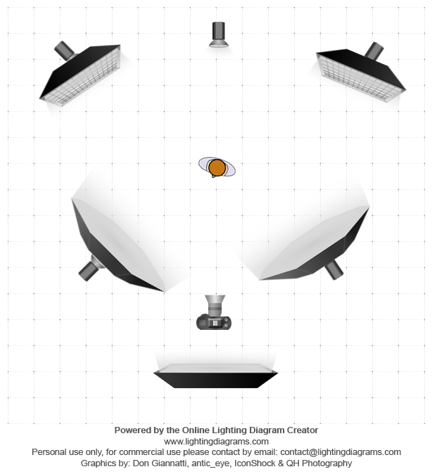 Lighting Diagram ISU MBB poster 2013