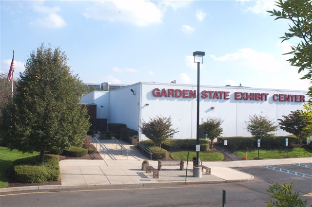Garden State Exhibit Center Somerset New Jersey Sharon Teaman