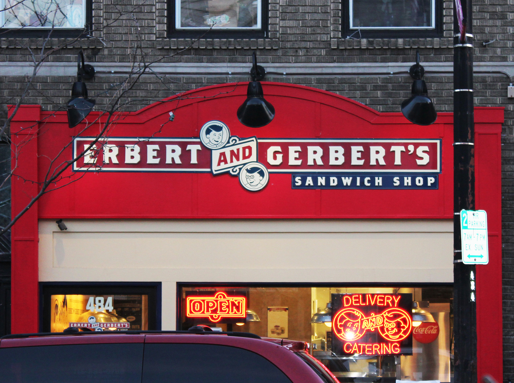Erbert and Gerbert's