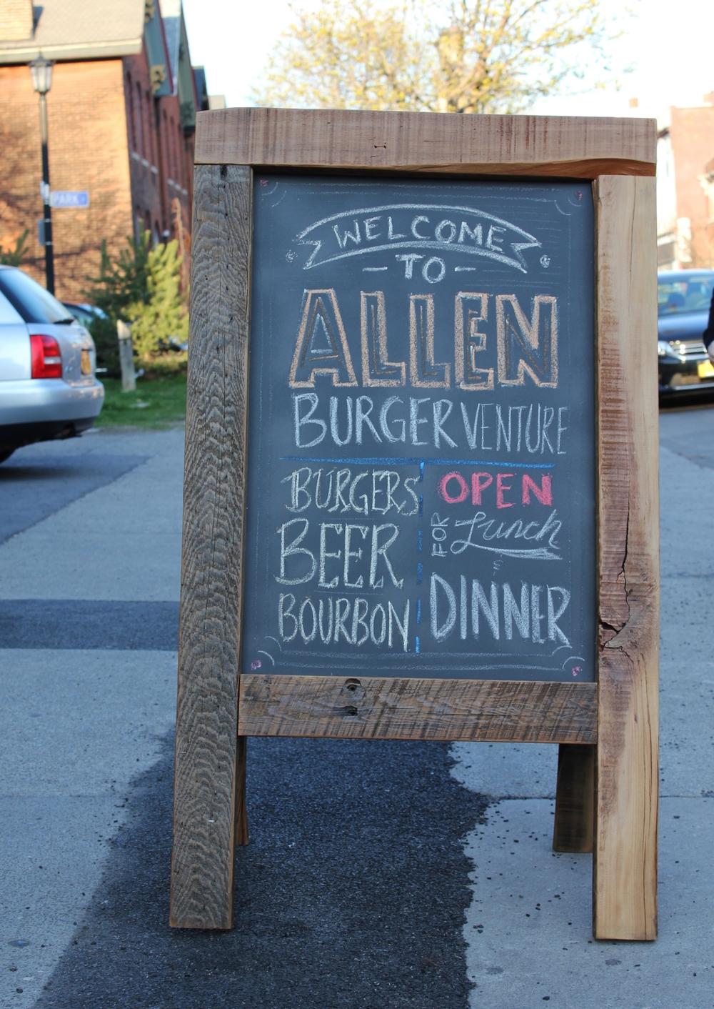 Allen Burger Venture