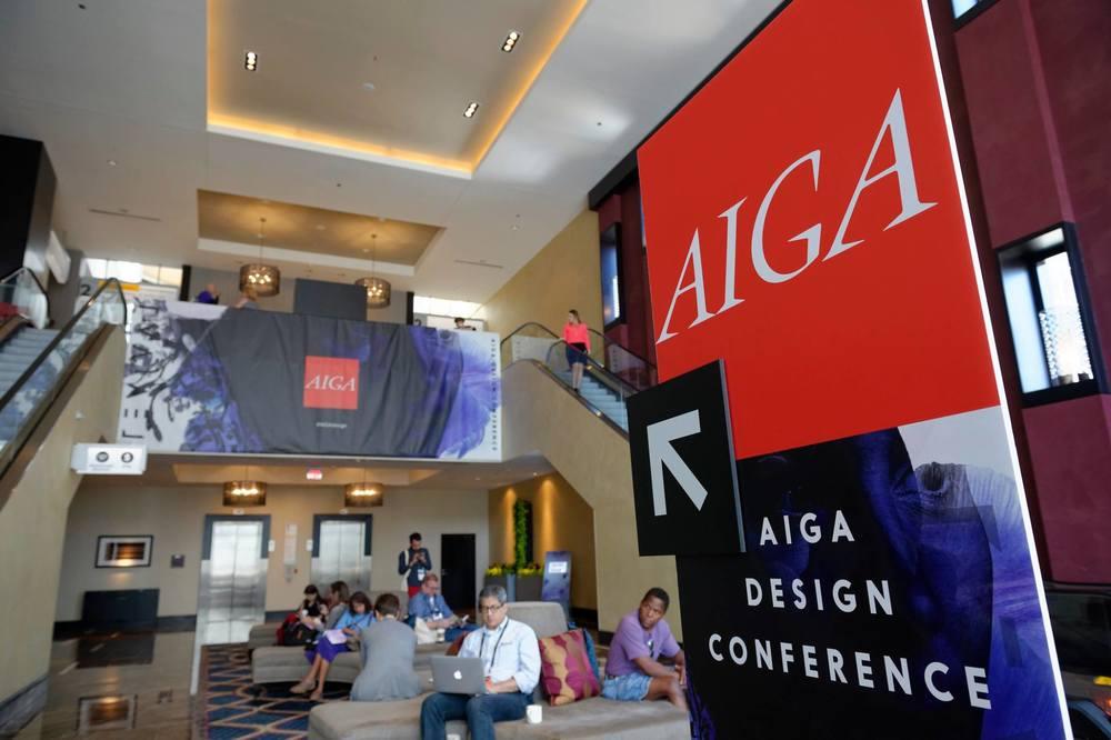 6. AIGA Design Conference