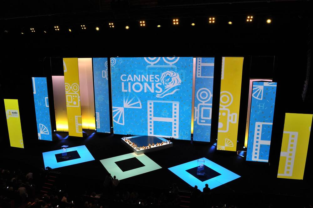 1. Cannes Lions International Festival of Creativity