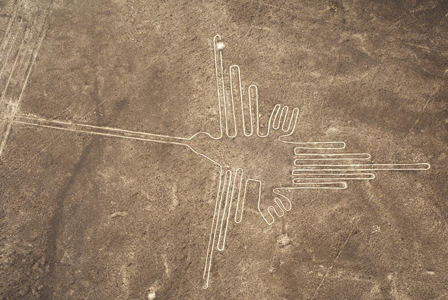 10. Nazca Lines