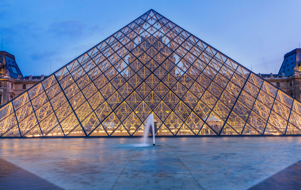8. The Louvre