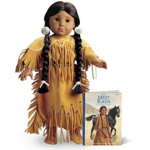 American Girl Doll Kaya (2002)