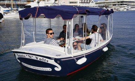 Electric Boat Rentals