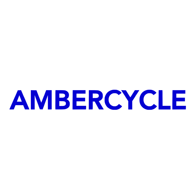 Ambercycle is working to prevent ocean plastic pollution by advancing recycling technology. Their process, developed by digitally evolving enzymes that breaks down PET plastic, can turn used plastic and fabric into new clothing. Berkeley, CA.