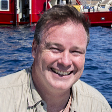 David Concannon, Lawyer & Ocean Explorer.  David has more than 25 years of experience organizing and leading expeditions, including close work with numerous marine technology developers. He has served as a legal and operational advisor to several international expeditions and as general counsel to the X-PRIZE Foundation.