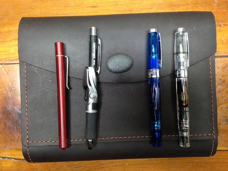 Week 52 2013 Pen Set