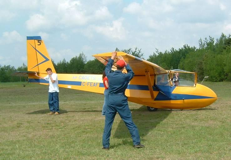 Schweizer 2-33 trainer