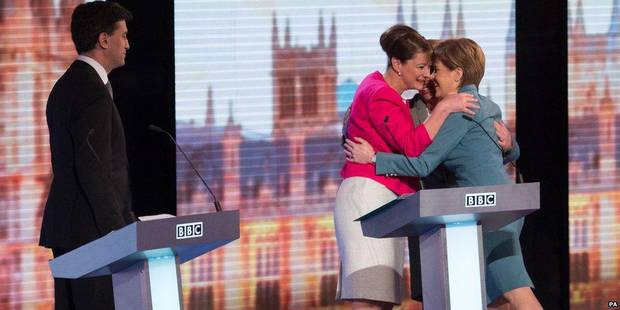 The performance of the three female leaders was a standout point in the BBC's leaders debates
