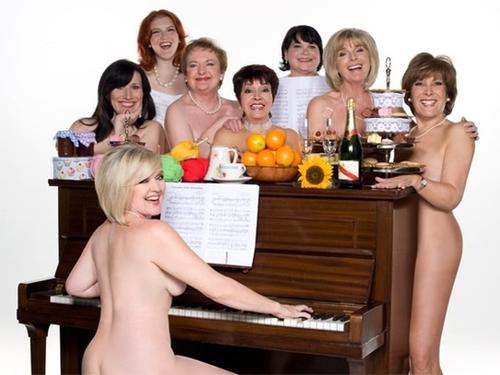 Image Courtesy Of Calendar Girls