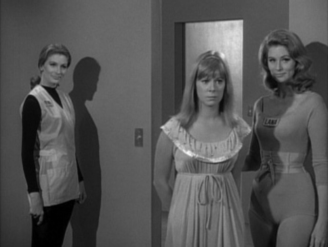"The Twilight Zone Rod Serling ""Number Twelve Looks Just Like You"" 1959"