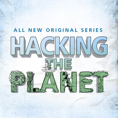 Hacking The Planet title card