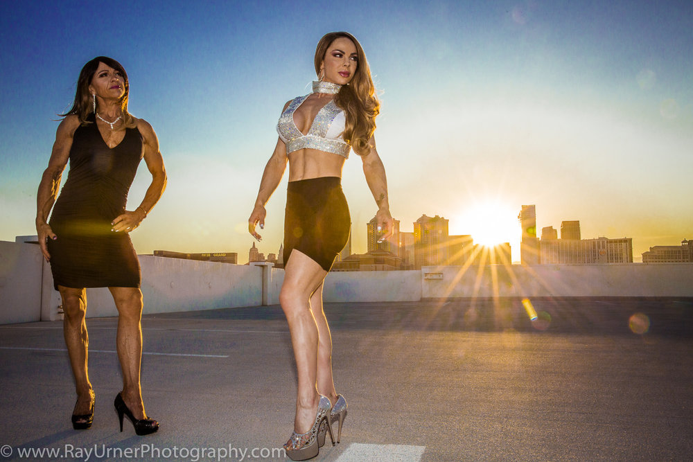 Fitness Photography - Las Vegas Skyline (3 of 28).jpg