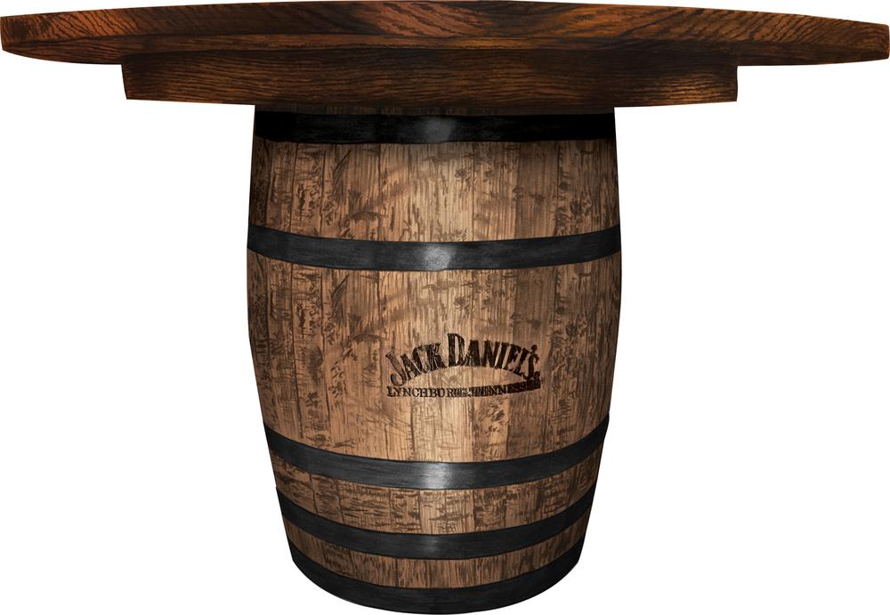 Nice Jack Daniels Barrel Table