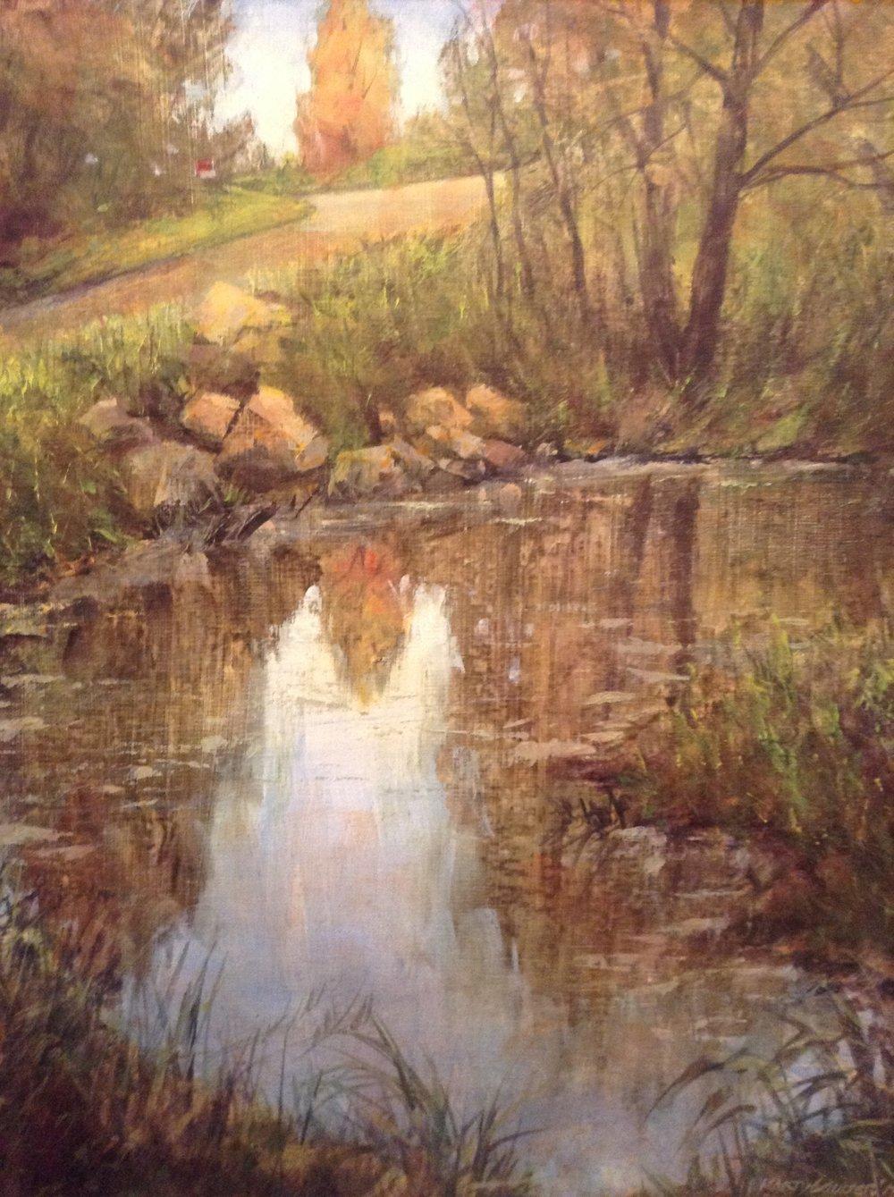Reflections at Klondike