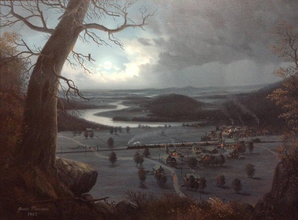 Jesse Barnes Gallery Augusta