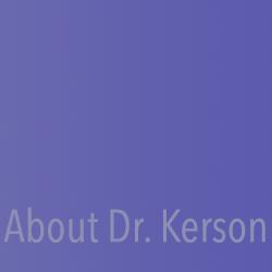 Dr. Kerson