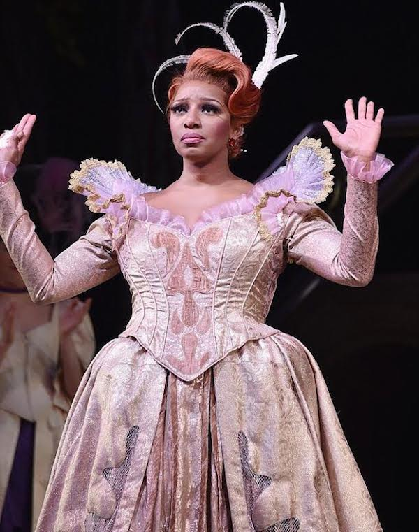 Nene Leakes performed the Wicked Step-Mother in Broadway's  Cinderella , a role which she ended in January 2015.